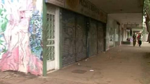 W3 Sul tem 132 lojas fechadas e crise se acentua - Notícias - R7 Distrito  Federal