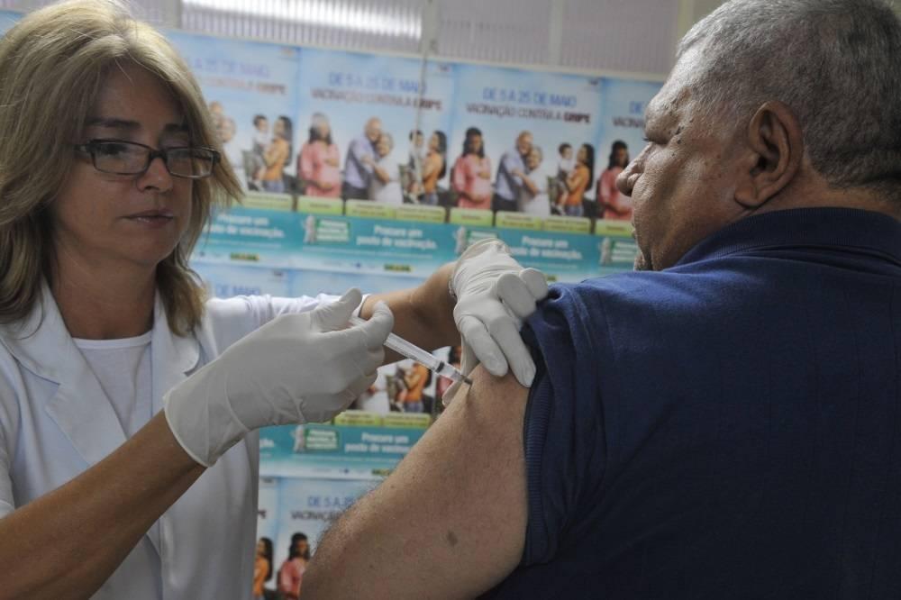Só 1 em 4 tomou vacina contra a gripe no País