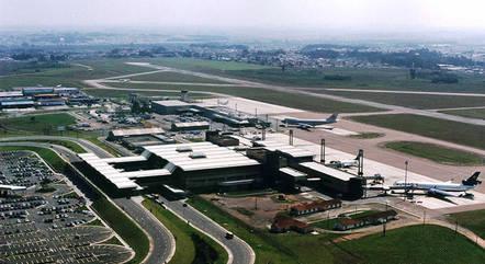 Aeroporto de Curitiba (PR) foi um dos concedidos
