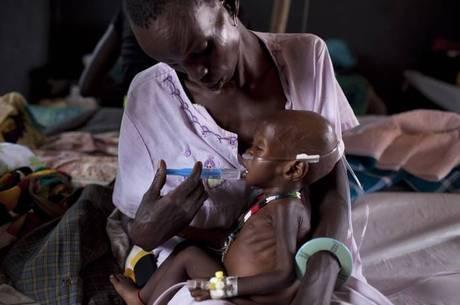 A fome ainda está entre os problemas mais sérios da humanidade