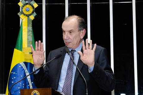 Aloysio Nunes foi nomeado ministro das Relações Exteriores