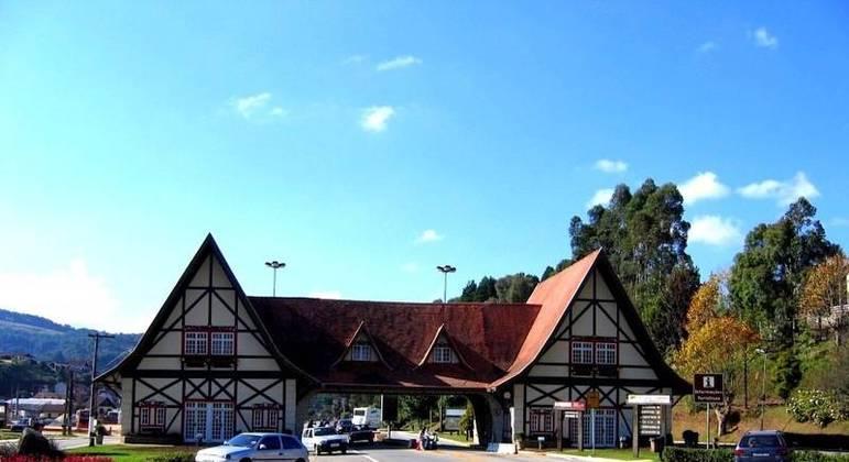 Campos de Jordão é um dos principais destinos turísticos em São Paulo