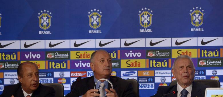 f0f6874fb1cba Confira a lista dos 23 convocados do Brasil para a Copa do Mundo ...