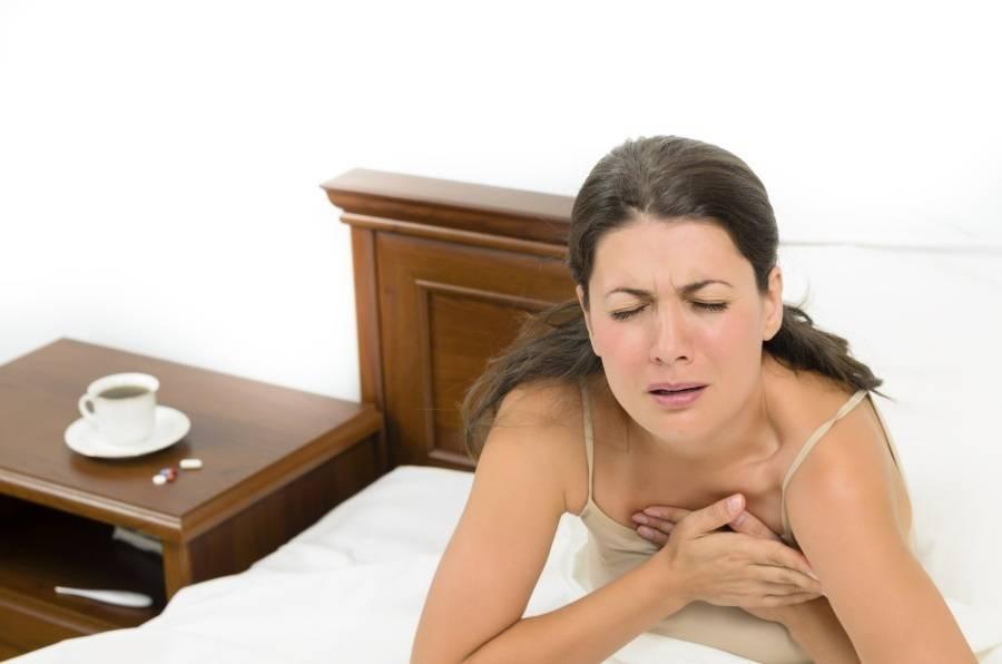 sintomas de ataque cardiaco feminino