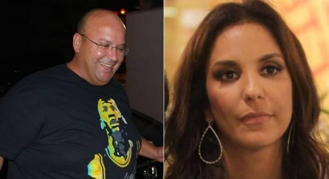 Jesus Sangalo, 54, irmão de Ivete, morreu no último dia 7 em devido a uma sepse
