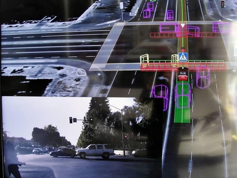 Google apresenta carro que dirige sozinho
