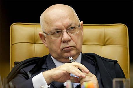O ministro do Supremo Tribunal Federal, Teori Zavascki