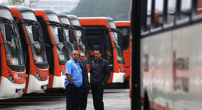 Frota de ônibus será reduzida nesta sexta-feira (24) na cidade de São Paulo