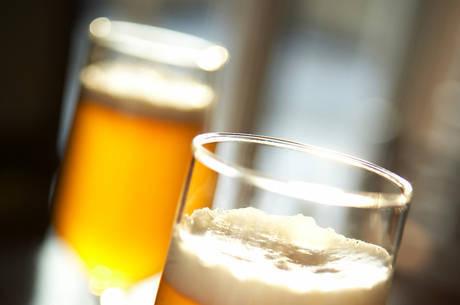 Cerveja sem álcool também tem efeito protetor