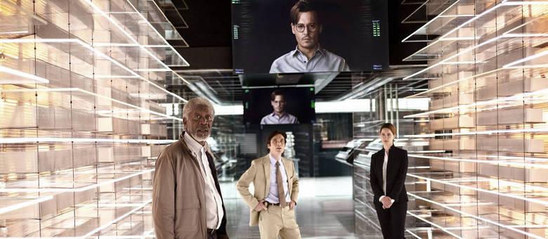 """""""Transcendence"""" levanta debate sobre os limites da inteligência artificial"""