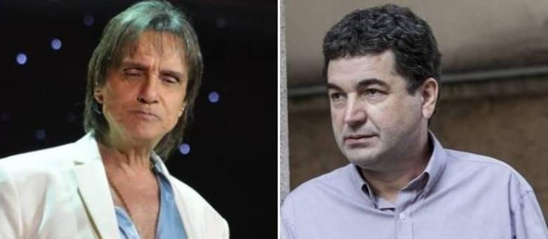 Em 2007, Roberto Carlos proibiu a biografia escrita por Paulo César de Araújo, mas virou tema de um novo livro
