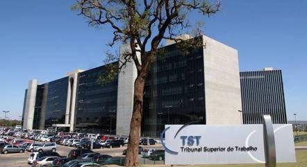 Sede do TST, em Brasília