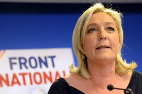 A vitória na França da extrema-direita, liderada por Marine Le Pen, provocou uma onda de choque no país