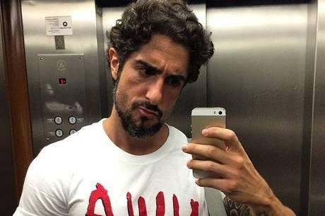 Marcos Mion lamenta morte de Fausto Fanti