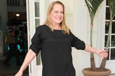 Lucinha Lins será vó Zuzu em Vitória