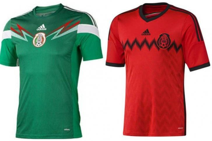 d5f39aa96a Conheça os uniformes de todas as seleções da Copa - Fotos - R7 Copa do  Mundo 2014