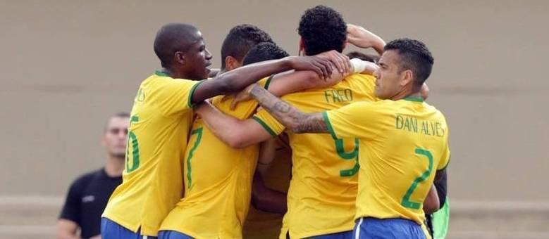 [COPA 2014]Brasil sobe para o 3º lugar no ranking da Fifa