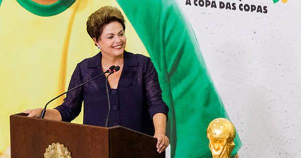 Dilma cancela participação no Congresso da Fifa