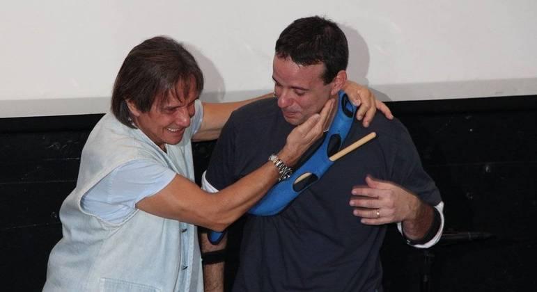 Filho de Roberto Carlos estava internado, em São Paulo, em tratamento contra um câncer