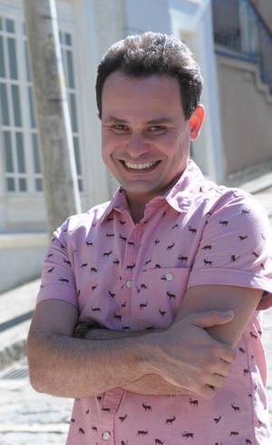 Ricardo Ferreira fala sobre personagem