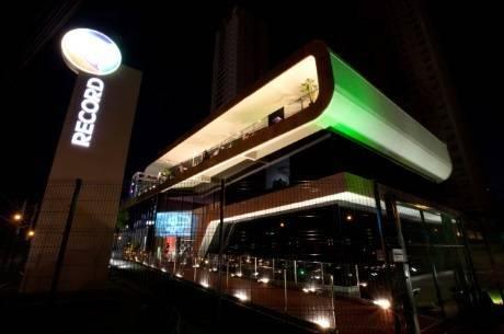 Record Goiás tem grande festa em inauguração