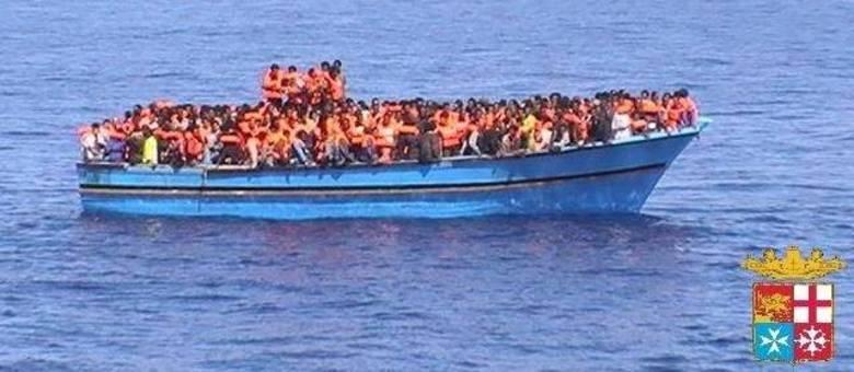 Cerca de 60 mil imigrantes africanos já chegaram à costa italiana em 2014
