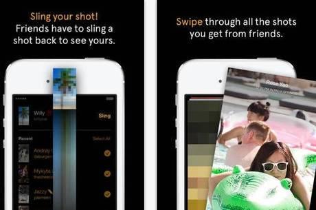 Slingshot foi lançado por engano na App Store e promete ser o concorrente do Snapchat
