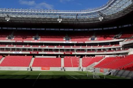 Construção da Arena Pernambuco é alvo de operação da PF