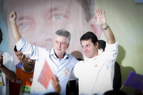 Na aliança entre PSB e PDT-DF, Reguffe vai concorrer ao Senado