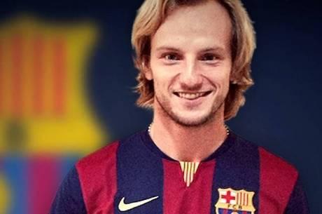6d05a62ab6 Croata Ivan Rakitic é contratado pelo Barcelona - Futebol - R7 Copa ...