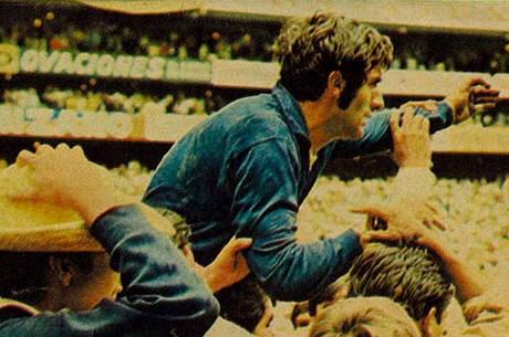 Félix Mielli Venerando, campeão na Copa de 1970