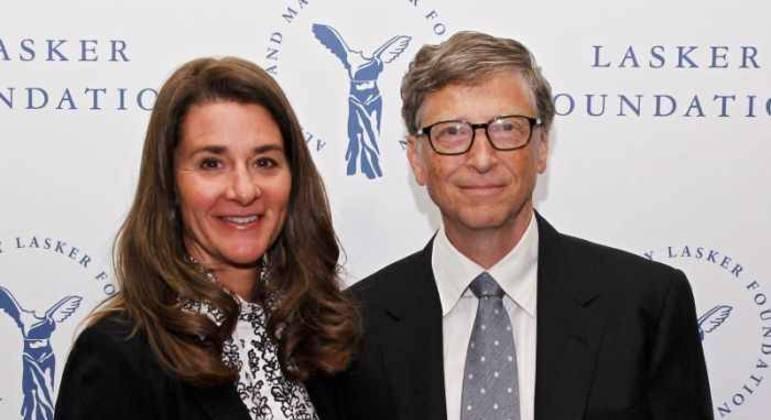 Bill Gates transferiu quase $ 2 bilhões em ações para Melinda