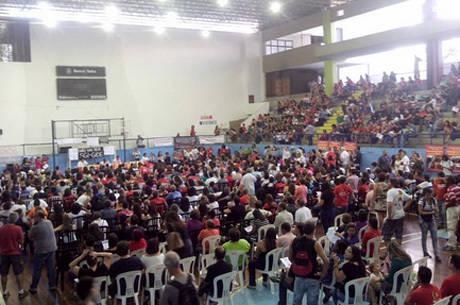 Os professores das redes estadual e municipal do Rio encerraram a greve da categoria na última sexta-feira (1º)