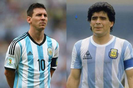 Messi ou Maradona: quem foi melhor?