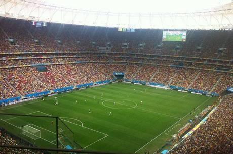Público de partida entre França e Nigéria é o segundo menor da Copa ... ec1f4ddb696ee