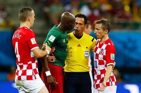 Croácia venceu Camarões por 4 a 0 ainda na fase de grupos