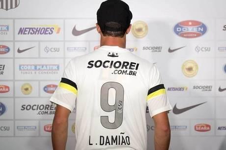 3b3dff169 Loja do Santos vende camisa de Damião com desconto após fracasso do ...