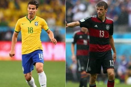 Brasil vestirá uniforme tradicional na semi e Alemanha vai usar ... aabd25d143a84