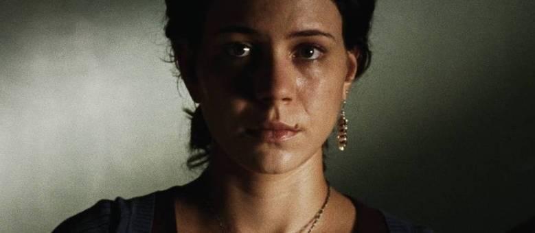 Leandra Leal, em cena do filme Éden, trajetória da atriz no cinema será tema de mostra especial no Festlatino SP