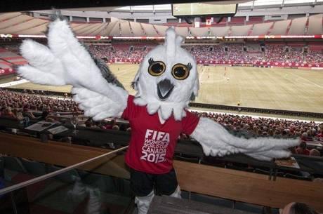 Coruja Shuéme é a mascote da Copa do Mundo Feminina
