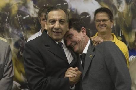Dr. Osmar era torcedor fanático do Corinthians