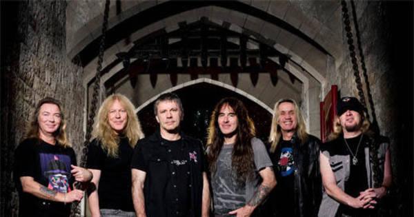 Primeiro disco duplo do Iron Maiden será lançado em setembro, cinco anos após último trabalho da banda
