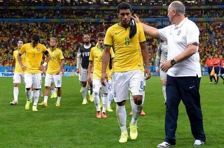 Seleção brasileira é a pior anfitriã sul-americano de uma Copa