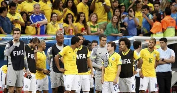 Quarto lugar rende R$ 11 milhões aos jogadores brasileiros