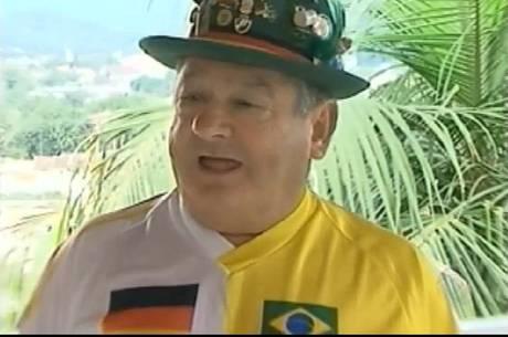 Taxista Waldemar Buse aposta no 2 a 0 para a Alemanha na final