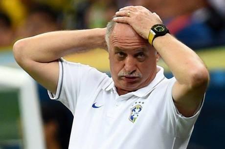 A segunda passagem de Felipão pela seleção foi melancólica