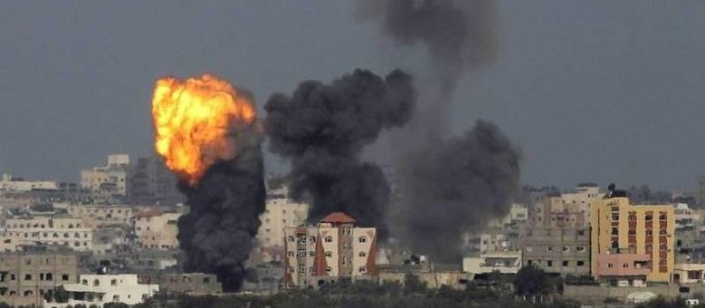 Número de palestinos mortos em Gaza passa de 600 após 15 dias de conflito