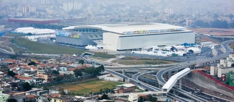 Bairro de Itaquera recebeu investimentos viários no entorno da Arena Corinthians