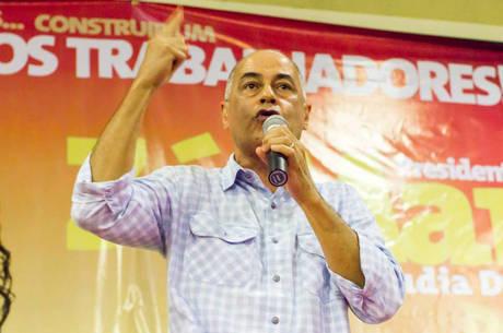 José Maria disputará eleição com campanha focada no socialismo