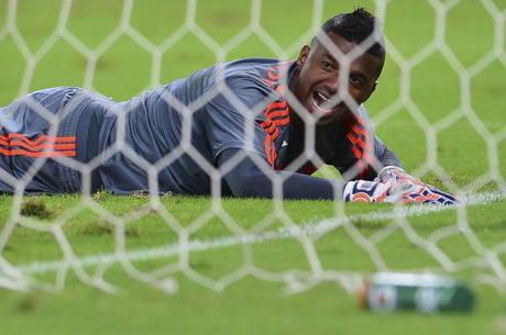 Felipe garante que jogador não vê se foi ou não gol